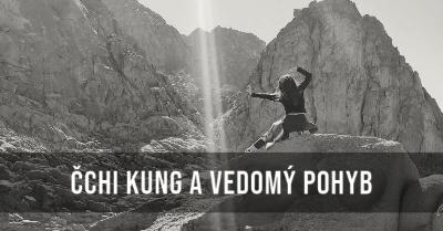 Čchi kung a vedomý pohyb