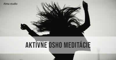 Aktívne Osho meditácie